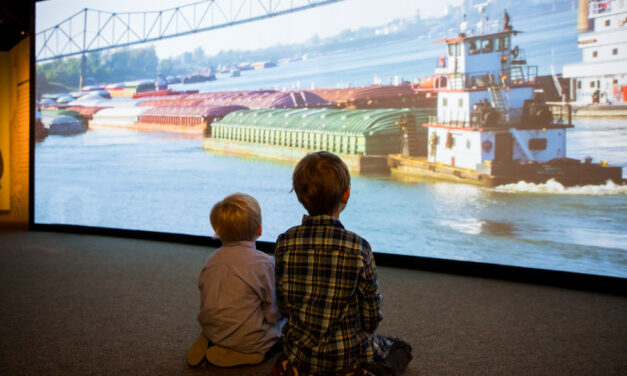 "This Award Winning Museum is the place to Discover the ""Mighty Mississippi"""