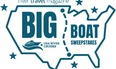 River Travel Magazine and USA River Cruises have partnered for the Big River Boat Sweepstakes!