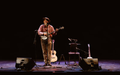 Dom Flemons at Weber Center for the Performing Arts