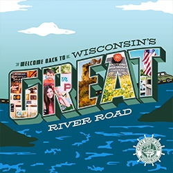 Wisconsin's Great River Road!