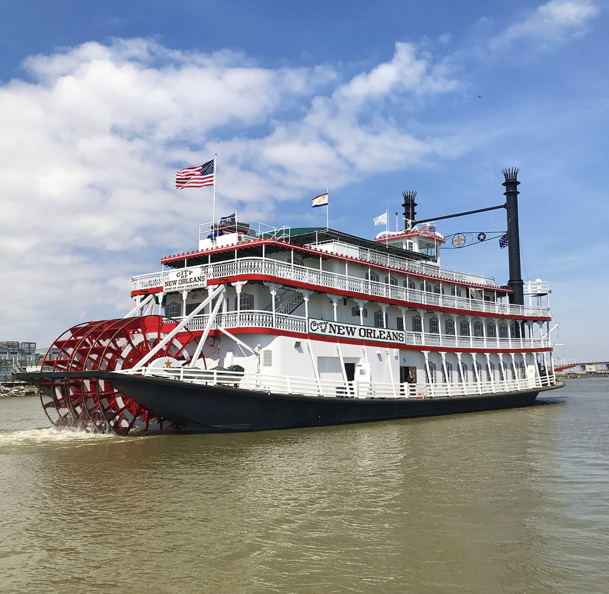 New Orleans Riverboat Company offering Local Jazz Cruises