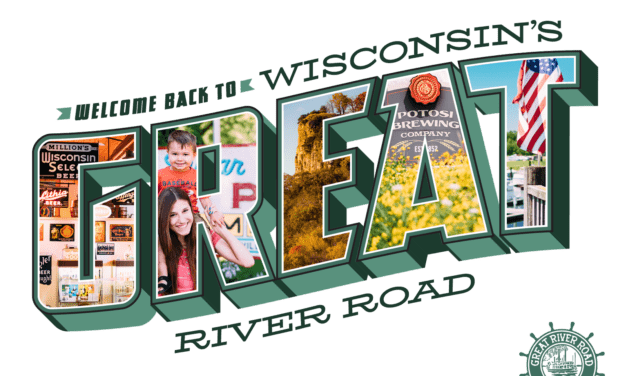 "WMRPC Kicks Off ""Welcome Back to Wisconsin's Great River Road!"""