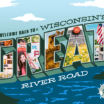 """Welcome Back to Wisconsin's Great River Road"" Video Featuring Alma and Pepin, Wisconsin"
