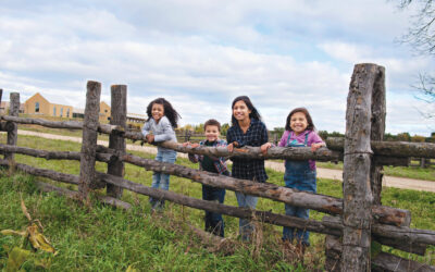 Oliver Kelley Farm to Welcome Back Visitors for Saturday Programs